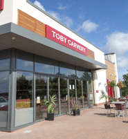 Toby Carvery Peterborough 12 Aug 2014
