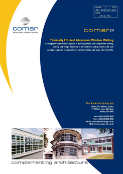 Comar 2 - front cover