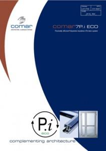 Comar 7Pi ECO 6pp Brochure 11.12