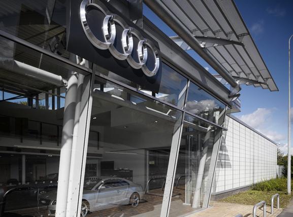 Retail   Comar Architectural Aluminium Systems