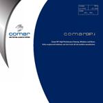 Comar 9P.i Framing, Window Walling, Doors & Windows
