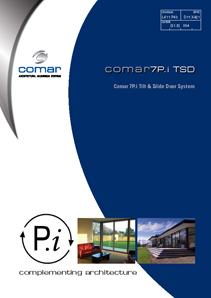 Comar 7Pi TSD Front Cover