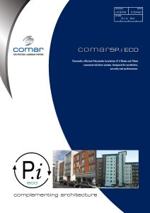 Comar 5P.i ECO front cover